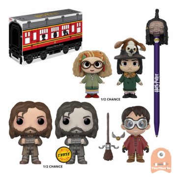 POP! Harry Potter - Hogwarts Express Exclusive Collector Box