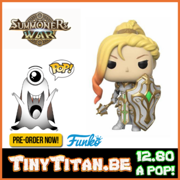 Funko POP! paladin Light Jeanne - Summoners War PRE-ORDER