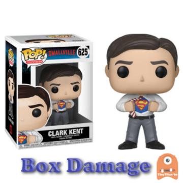 POP! Television Clark Kent #625 SmallVille DMG