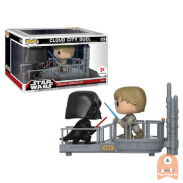 POP! Star Wars Cloud City Duel #226 Movie Moments