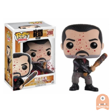 POP! Television Negan Bloody #390 The Walking Dead