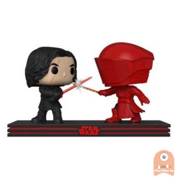 POP! Star Wars Kylo Ren VS Praetorian Guard #265 Movie Moments