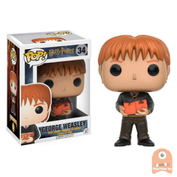 POP! Harry Potter George Weasley #34
