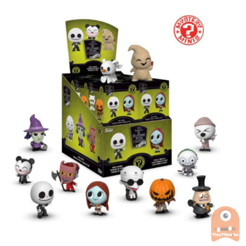 Mystery Mini Blind Box Nightmare Before Christmas