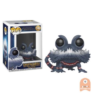 POP! Movies Chupacabra #18 Fantastic Beasts 2