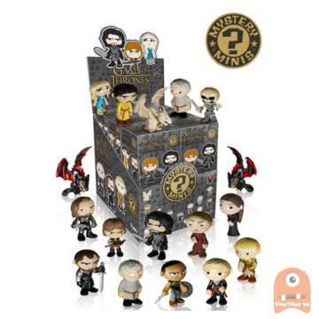 Mystery Mini Blind Box Game of Thrones Series 2