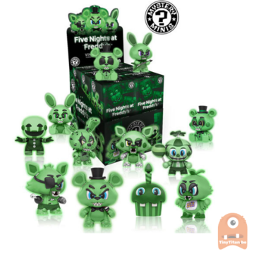 Mystery Mini Blind Box Five Nights at Freddy's GITD