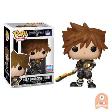 POP! Games Sora Guardian Form #405 Kingdom Hearts - NYCC