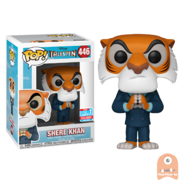 POP! Disney Shere Khan Plotting #446 Talespin - NYCC