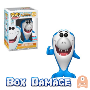 POP! Animation Jabberjaw #435 JabberJaw DMG - NYCC