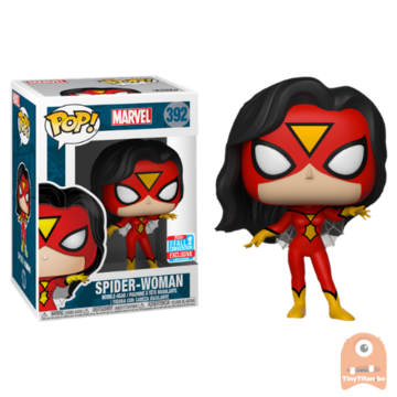 POP! Marvel Spider-Woman #392 Marvel - NYCC
