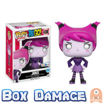 POP! Television Jinx #430 Teen Titans Go! - DMG