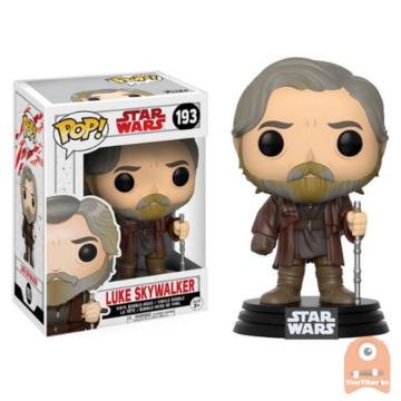 POP! Star Wars Luke Skywalker (The Last Jedi) #193