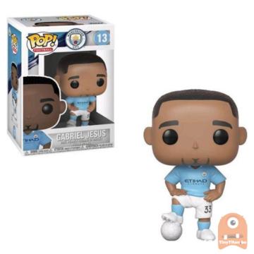 POP! Sports Gabriel Jesus #13 Manchester City
