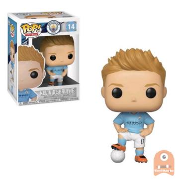 POP! Sports Kevin de Bruyne #14 Manchester City