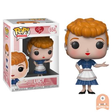 POP! Television Lucy #654 I love Lucy
