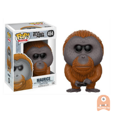 POP! Movies Maurice - War fro the Planet of the Apes #454 Vaulted