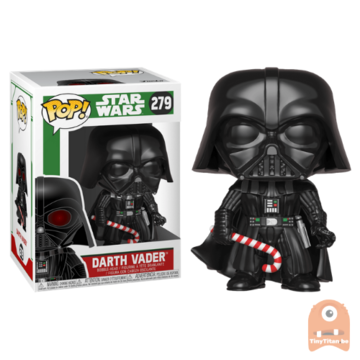 POP! Star Wars Darth Vader Holiday #279 X-Mas