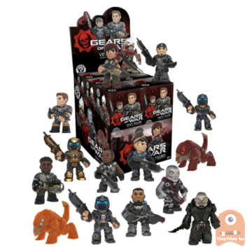 Mystery Mini Blind Box Gears of War