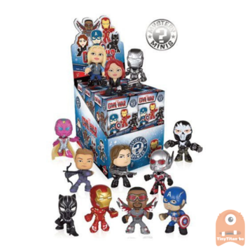 Mystery Mini Blind Box Captain America Civil War