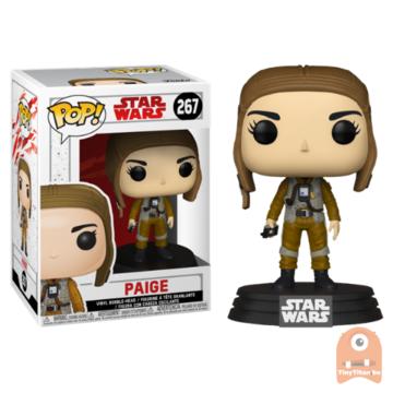 POP! Star Wars Paige #267