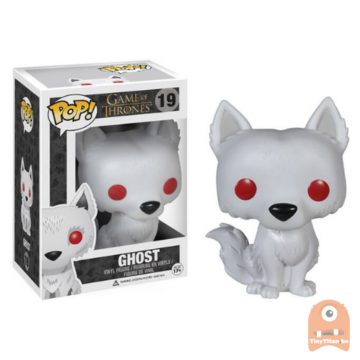 POP! Game of Thrones Ghost #19