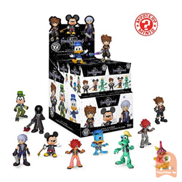 Mystery Mini Blind Box Kingdom Hearts 3