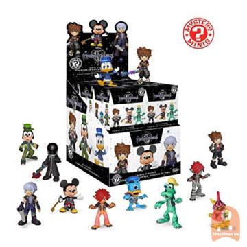 Mystery Mini Blind Box Kingdom Hearts 3