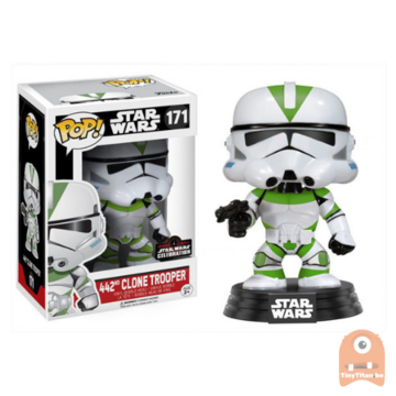 POP! Star Wars 442nd Clone Trooper #171