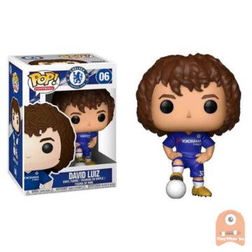 POP! Sports David Luiz #06 Chelsea