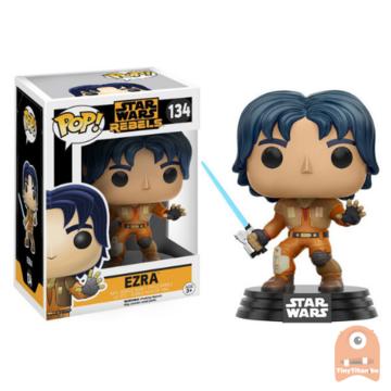 POP! Star Wars Ezra Rebels #134