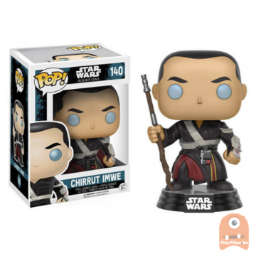 POP! Star Wars Chirrut Imwe #140