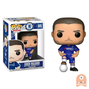 POP! Sports Eden Hazard #05 Chelsea