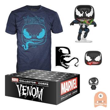 POP! Marvel Collector Corps Box Venom (2XL)