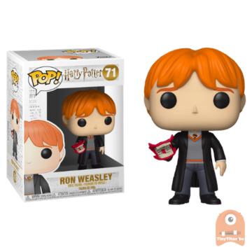 POP! Harry Potter Ron Weasley /w Howler #71
