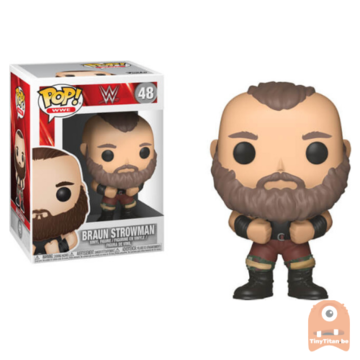 POP! Sports Braun Strowman #48 WWE