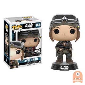 POP! Star Wars Jyn Erso Mountain Gear #148