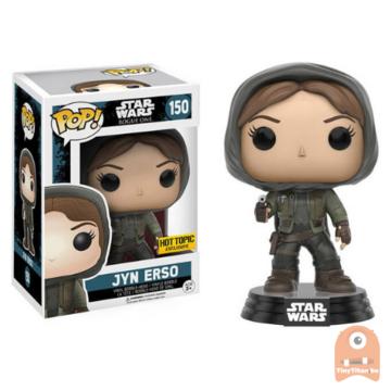 POP! Star Wars Jyn Erso Hood #150