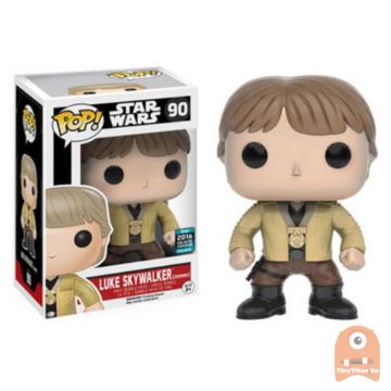 POP! Star Wars Luke Skywalker Ceremony #90