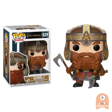 POP! Movies Gimli #629 Lord of the Rings