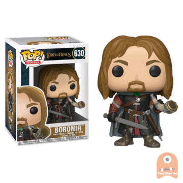 POP! Movies Boromir #630 Lord of the Rings