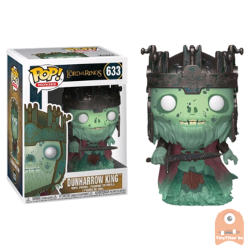 POP! Movies Dunharrow King #633 Lord of the Rings