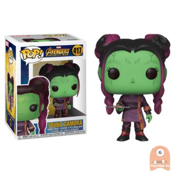 POP! Marvel Young Gamora #417 Avengers Infinity War