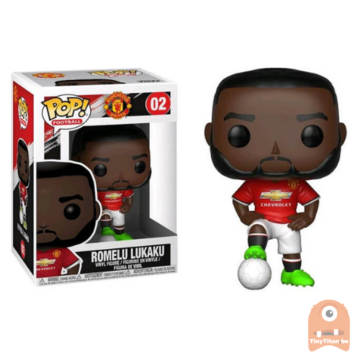 POP! Sports Romelu Lukaku #02 Manchester United