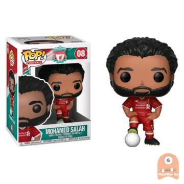 POP! Sports Mohamed Salah #08 Liverpool