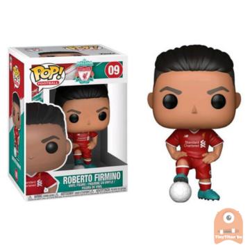 POP! Sports Roberto Firmino #09 Liverpool