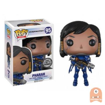 POP! Games Pharah #95 Overwatch