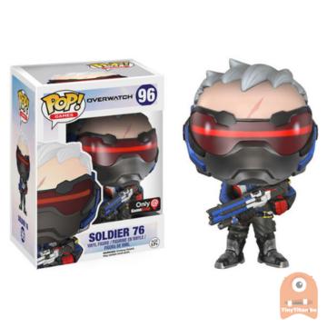 POP! Games Soldier 76 #96 Overwatch