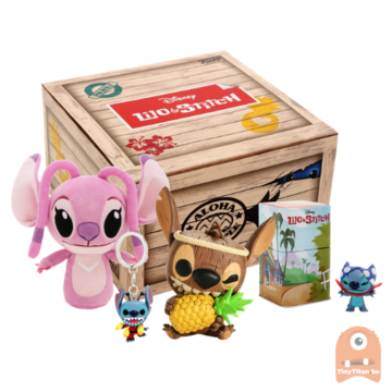 POP! Disney Treasures - Aloha Pineapple Exclusive Collector Box