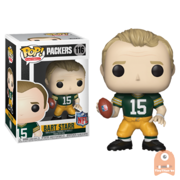 POP! Sports Bart Starr #116 NFL